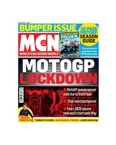 MCN Digital Issue 04/03/2020