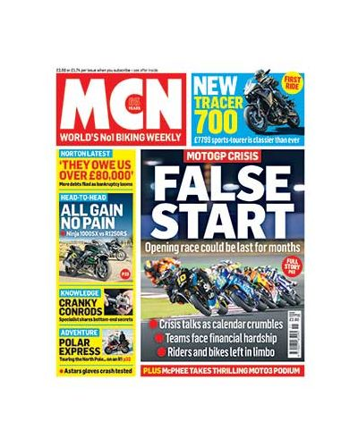 MCN Digital Issue 11/03/2020