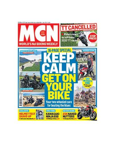 MCN Digital Issue 18/03/2020