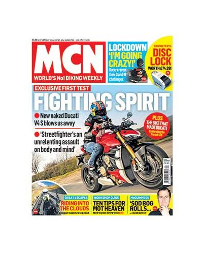 MCN Digital Issue 25/03/2020