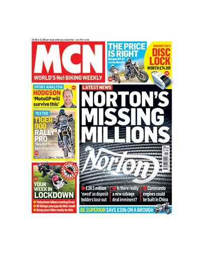 MCN Digital  Issue 15/04/2020