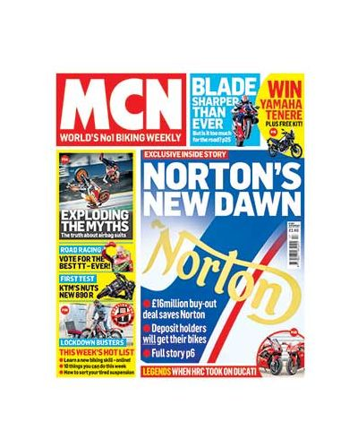 MCN Digital Issue 22/04/2020