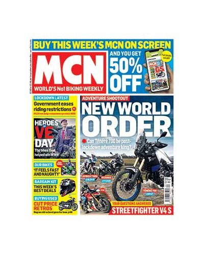 MCN Digital Issue 13/05/2020
