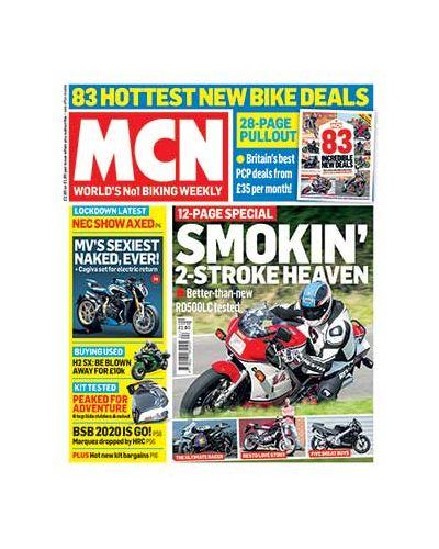 MCN Digital Issue 10/06/2020