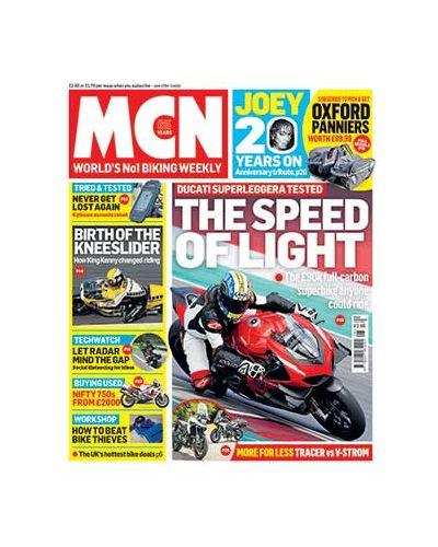 MCN Digital Issue 08/07/2020