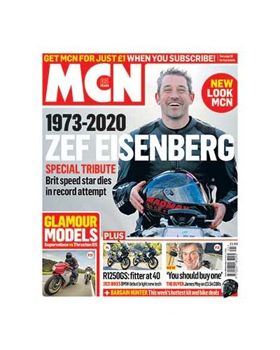 MCN Digital Issue 07/10/2020