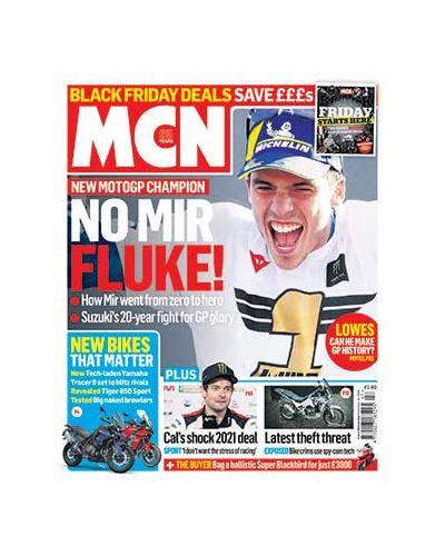 MCN Digital  Issue 18/11/2020