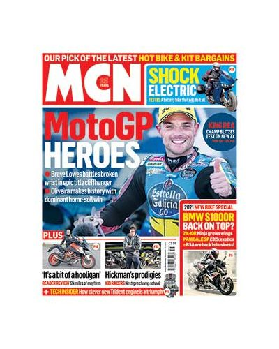 MCN Digital  Issue 25/11/2020