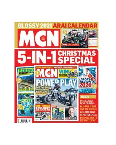 MCN Digital  Issue 16/12/2020