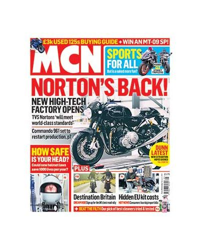 MCN Digital Issue 03/02/2021