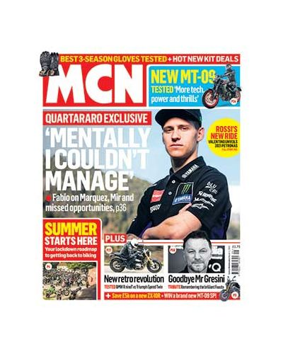 MCN Digital Issue 03/03/2021