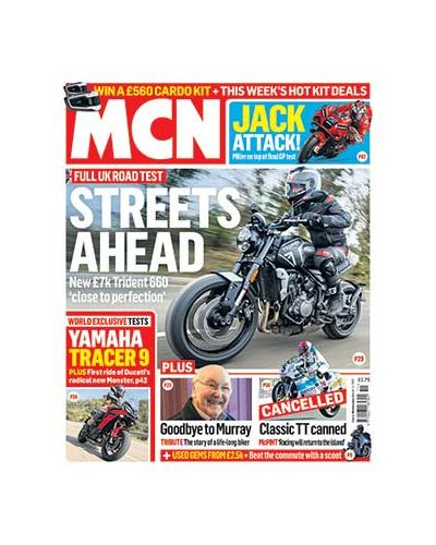 MCN Digital Issue 17/03/2021