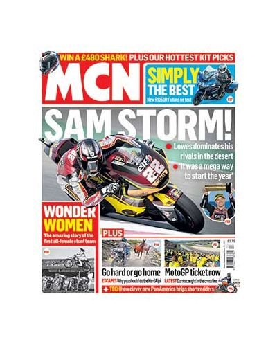 MCN Digital Issue 31/03/2021