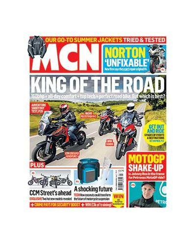 MCN Digital Issue 07/07/2021