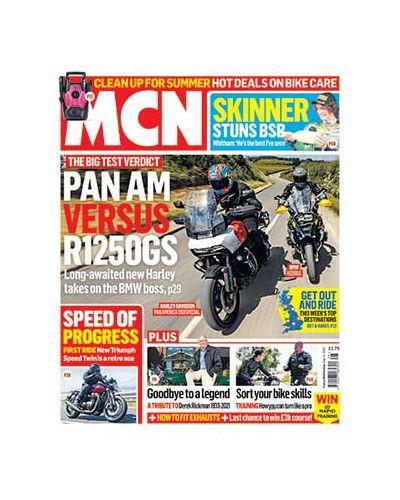 MCN Digital Issue 14/07/2021