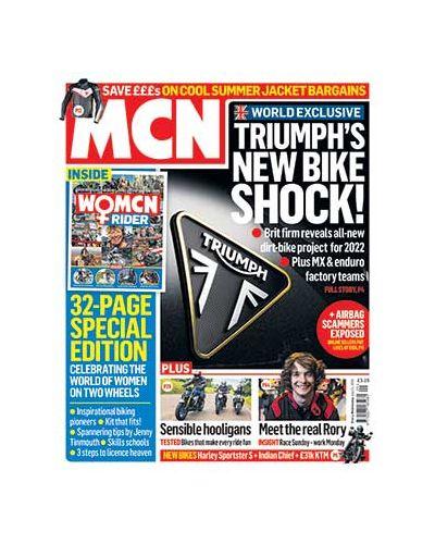 MCN Digital Issue 21/07/2021