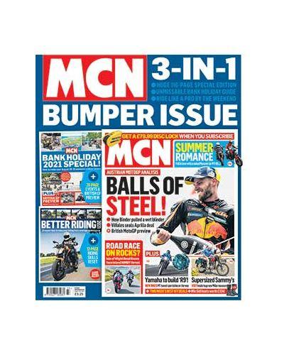 MCN Digital Issue 18/08/2021