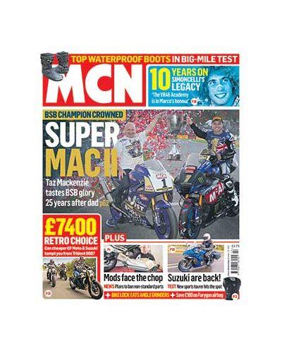 MCN Digital Issue 20/10/2021
