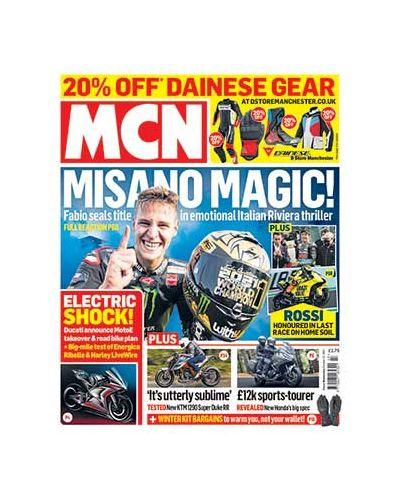 MCN Digital Issue 27/10/2021