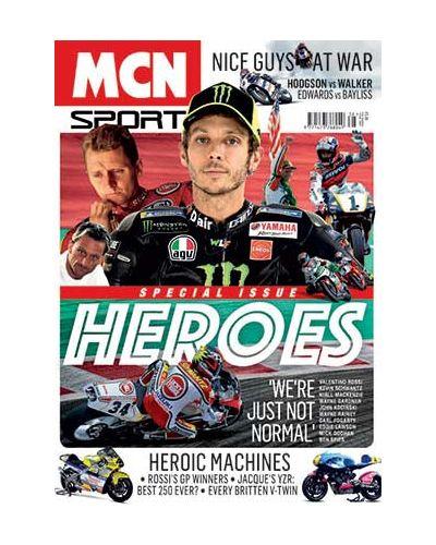 MCN Sport Heroes 2020
