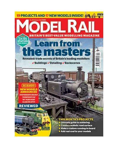 Model Rail February 2020