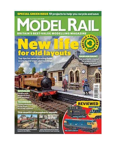 Model Rail March 2020