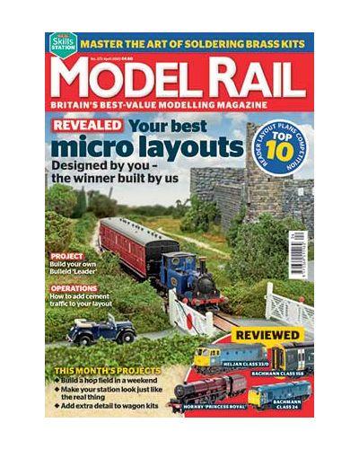 Model Rail April 2020