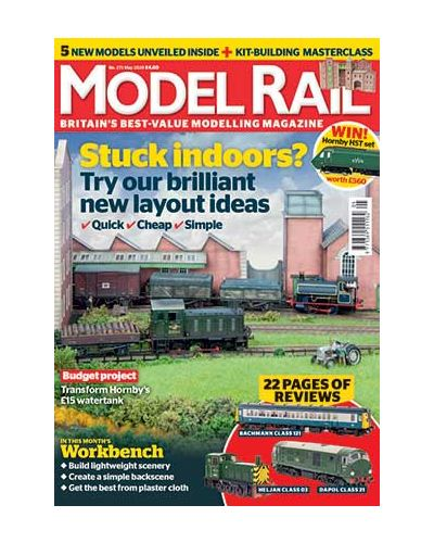Model Rail May 2020
