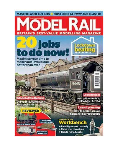 Model Rail June 2020