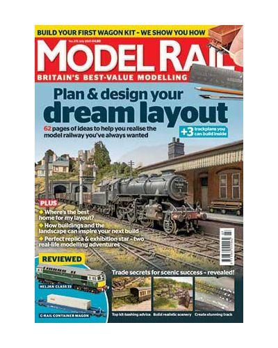 Model Rail July 2020