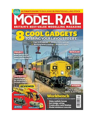 Model Rail September 2020