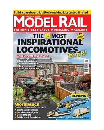 Model Rail November 2020