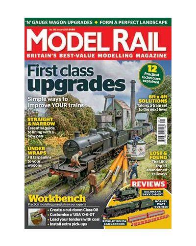 Model Rail January 2021