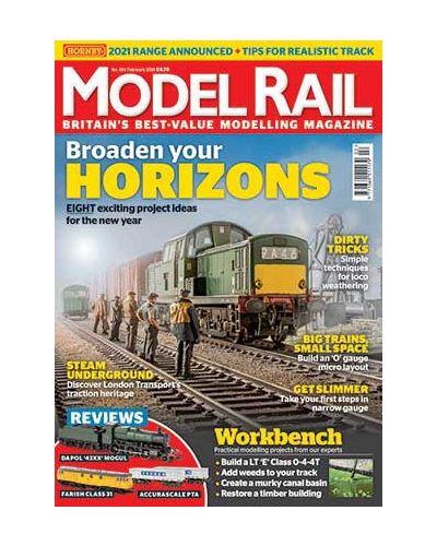 Model Rail February 2021