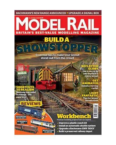 Model Rail March 2021