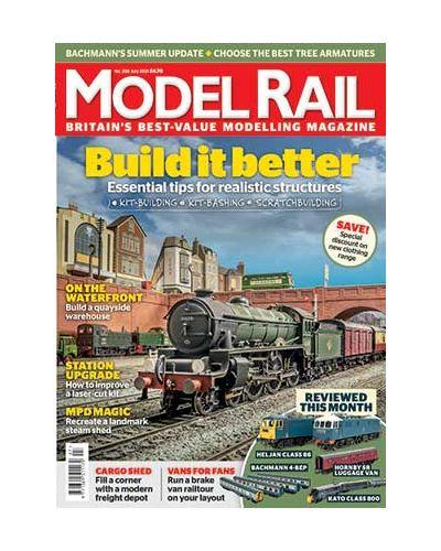 Model Rail July 2021