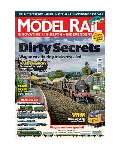 Model Rail August 2021