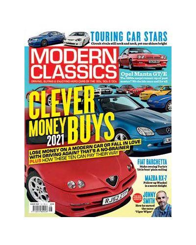 Modern Classics August 2020