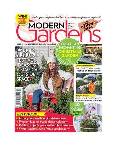 Modern Gardens December 2019