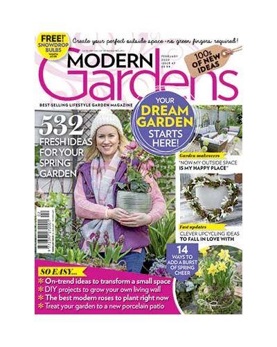 Modern Gardens February 2020