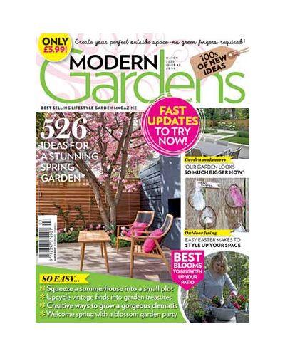 Modern Gardens March 2020