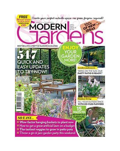Modern Gardens April 2020