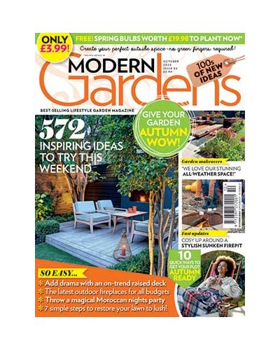 Modern Gardens October 2020