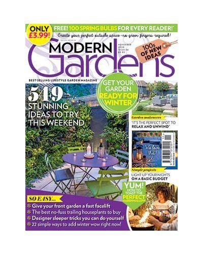 Modern Gardens November 2020