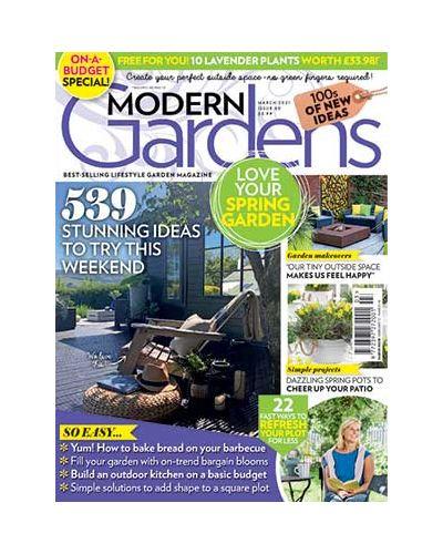 Modern Gardens March 2021