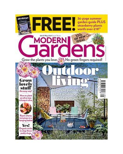 Modern Gardens May 2021