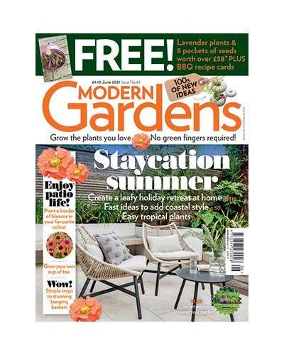 Modern Gardens June 2021