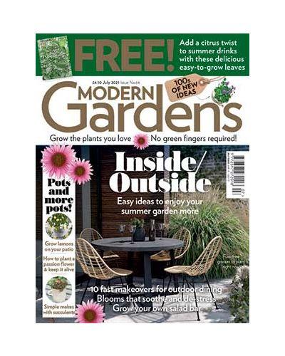 Modern Gardens July 2021