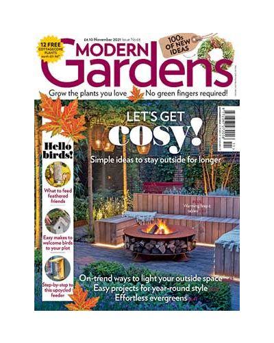 Modern Gardens November 2021