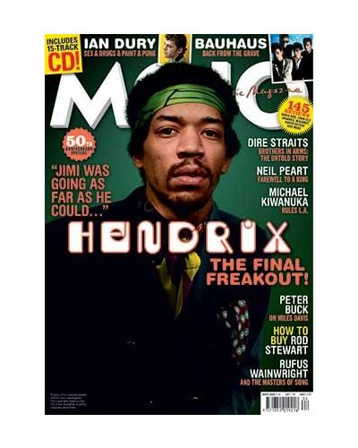 MOJO 317 – April 2020: Jimi Hendrix
